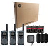 Motorola T200TP Two-Way Radio Three Pack