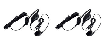 Motorola 53727 Earbud with PTT Microphone for all Motorola Talkabout Two Way Radios