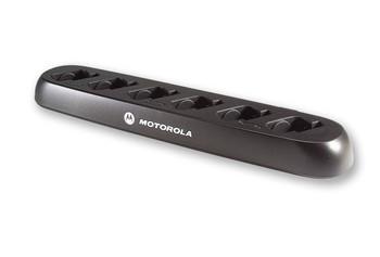 Motorola 56531 CLS Series Two-Way Radio 6-Unit Charging & Cloning Station