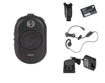 Motorola CLP1010 UHF Two Way Radio