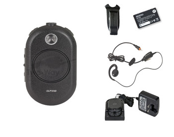 Motorola CLP1040 UHF Two Way Radio