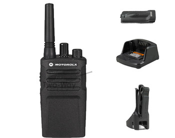 Motorola RMU2080 UHF Two Way Radio