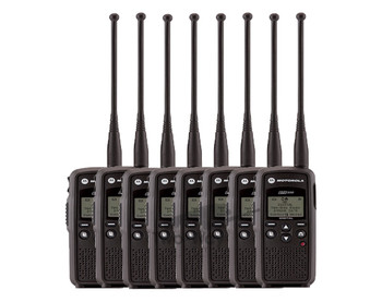 Motorola DTR550 Digital Two Way Radio