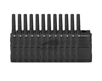Motorola RMU2040 UHF Two Way Radio 12-Pack