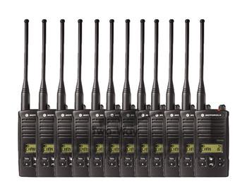 Motorola RDU4160d UHF Two Way Radio 12-Pack