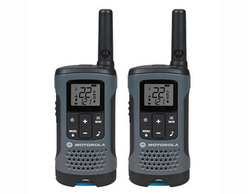 Motorola T200 Two Way Radio 2-Pack