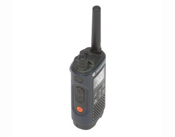 Motorola T460 Two Way Radio Angle View