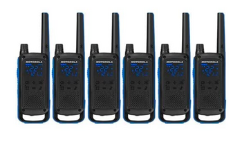 Motorola TALKABOUT T800 6-PK Two-Way Radio