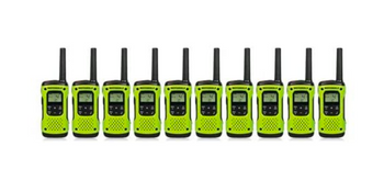 Motorola T600 Two-Way Radio 10-Pack