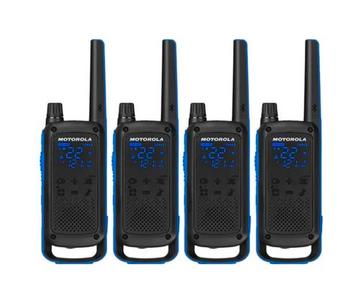 Motorola TALKABOUT T800 4-PK Two-Way Radio