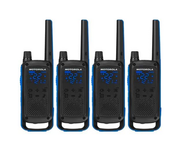 Motorola TALKABOUT T800 4-PK Two-Way Radio