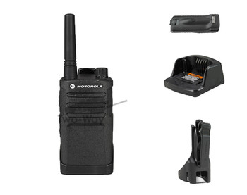 Motorola RMU2040 UHF Two Way Radio