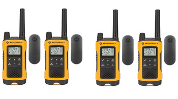 Motorola Talkabout T402 Two-Way Radio  4-Pack