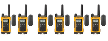 Motorola Talkabout T402 Two-Way Radio  6-Pack
