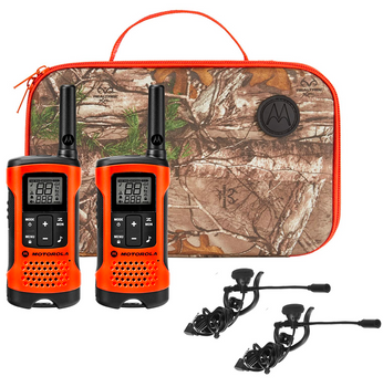Motorola T265 Two Way Radio 2 Pack