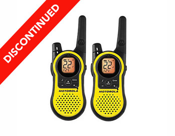 Motorola MH230R FRS/GMRS Two Way Radios