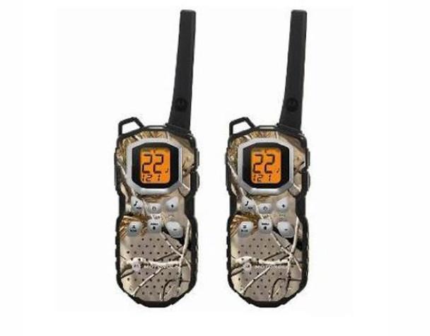 Motorola MS355R Two-Way Radio 2-pack