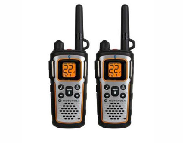 Motorola MU350R Two-Way Radio 2-pack