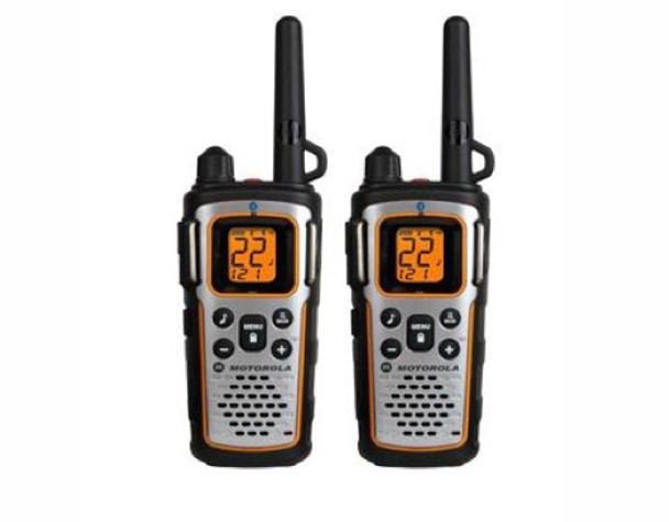 Motorola MU350R Two-Way Radio 2-pack
