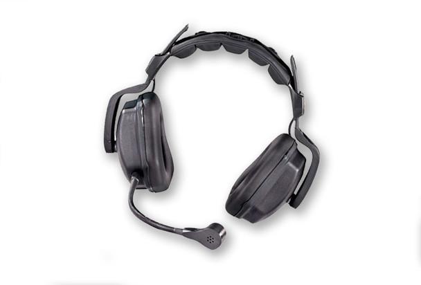 Eartek Ultra Lightweight Double Muff Headset