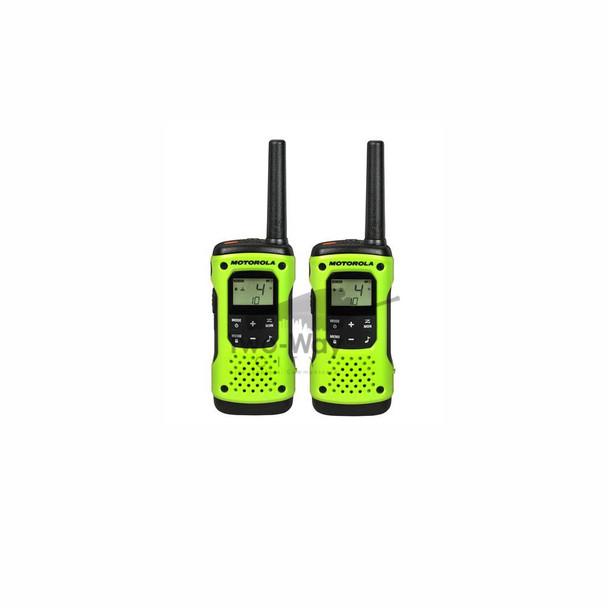 Motorola T605 Two-Way Radio 2-Pack