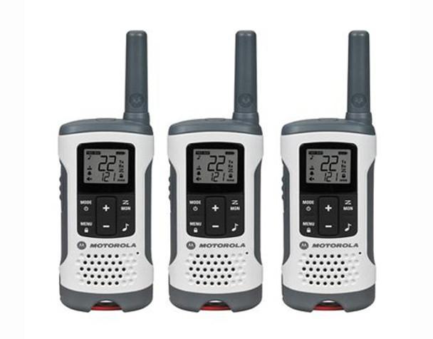 Motorola Talkabout T260 Two Way Radio 2-Pack Walkie Talkies