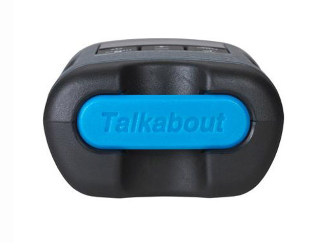 Motorola T200TP Two Way Radio Bottom View