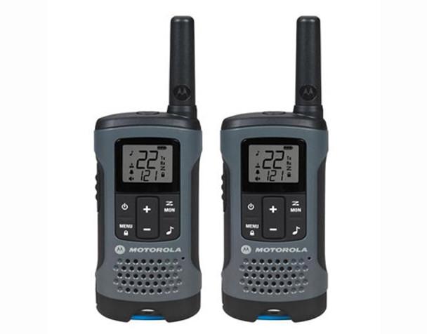 Motorola T200 Two Way Radio 2-Pack