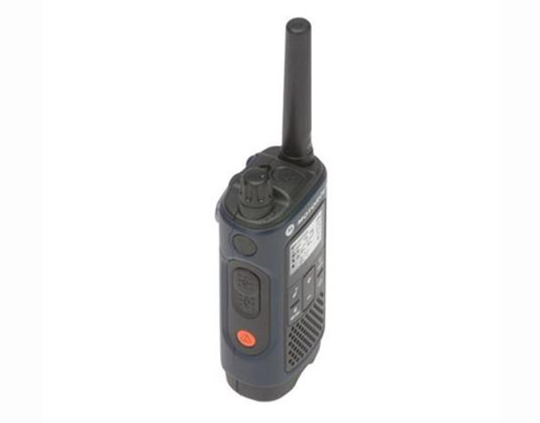 Motorola T460 Two Way Radio Angle View