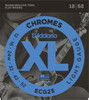 Daddario ECG25 Chromes Electric Guitar Strings