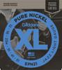 Daddario EPN21 Pure Nickel Electric Guitar Strings