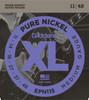 Daddario EPN115 Pure Nickel Electric Guitar-Strings