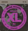 Daddario EPN120 Pure Nickel Electric Guitar Strings