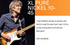 D'addario Pure Nickel Electric Guitar Strings