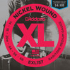 D'addario XL157 Baritone Electric Guitar Strings