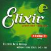 Elixir Nanoweb Basss Guitar Strings