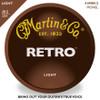 Martin Retro Acoustic Guitar