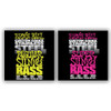 Ernie Ball Stainless Steel Bass Guitar Strings