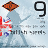 Rotosound British Steels Electric Guitar Strings from www.strings.ie