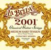 La Bella 2001 Classical Guitar Strings Ireland