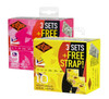 Rotosound Electrics 3 Pack Free Strap