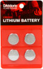 D'addario CR2032 Lithium Battery 4-Pack Ireland