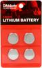 D'addario CR2032 Lithium Battery 4-Pack Ireland