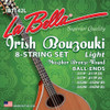 La Bella Irish Bouzouki Strings Ireland