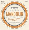 D'addario EJS74 Stainless Steel Mandolin Strings