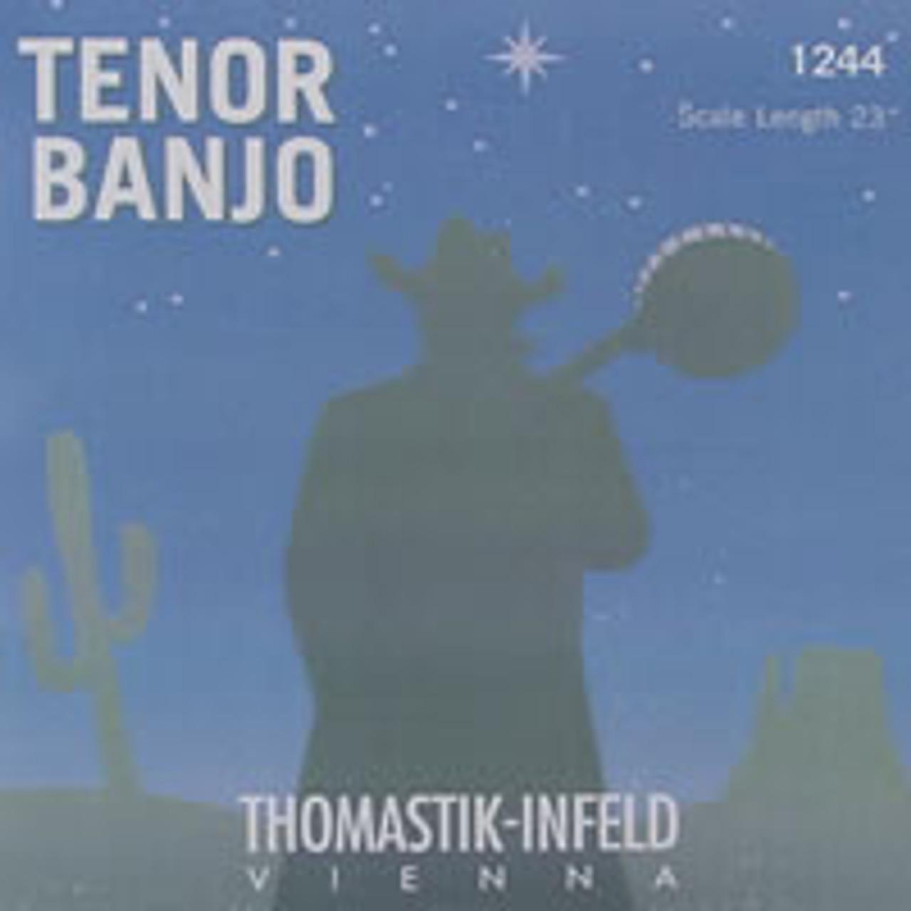 Thomastik 1244 Tenor Banjo Strings (10-31)