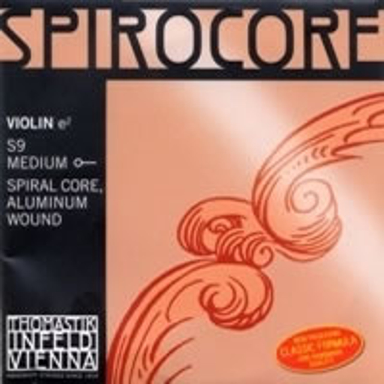 Spirocore S15 Violin Strings Set