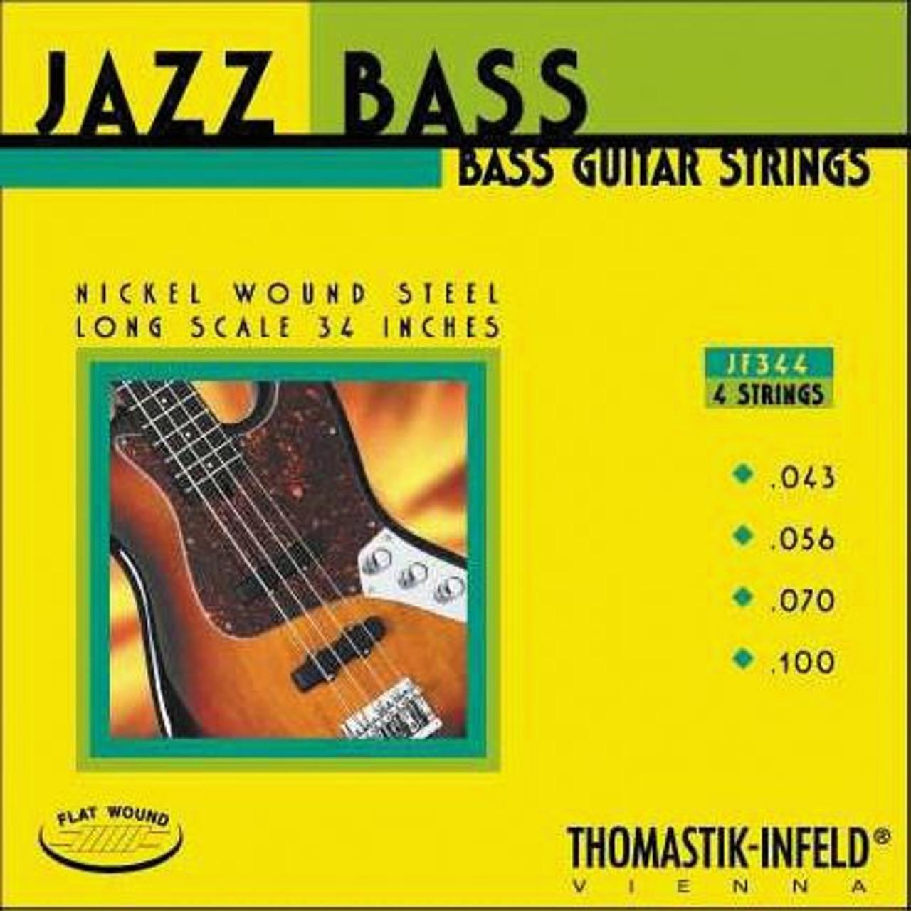 Thomastik JF344 Jazz Bass Strings 43-100
