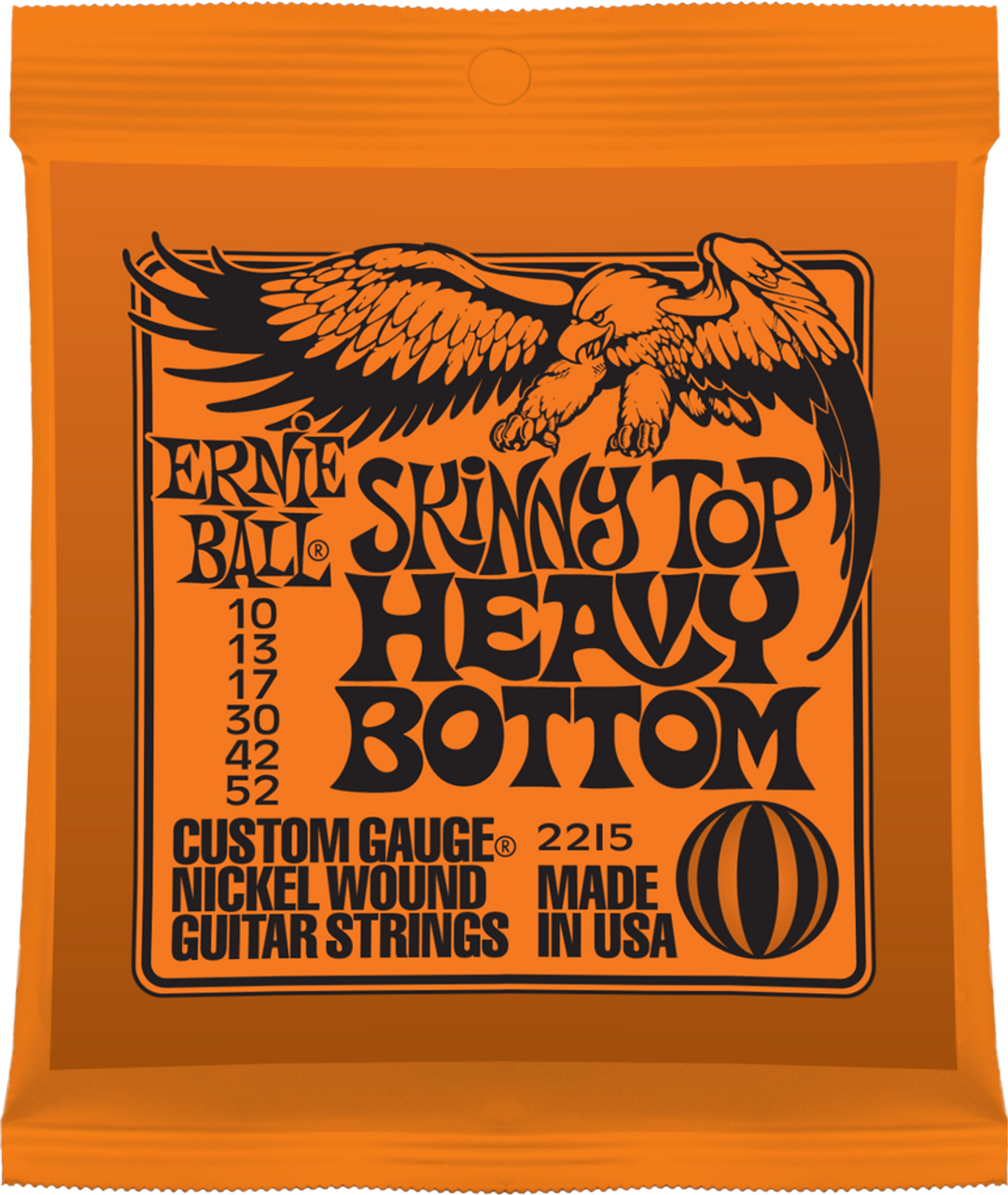 Ernie Ball 2215 Slinky Electric Guitar Strings