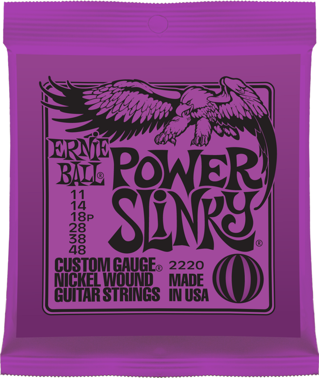 Ernie Ball 2220 Slinky Electric Guitar Strings